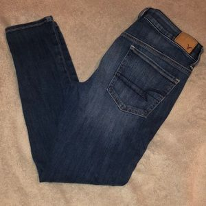 American Eagle Outfitters Size 8 Short Jeggings